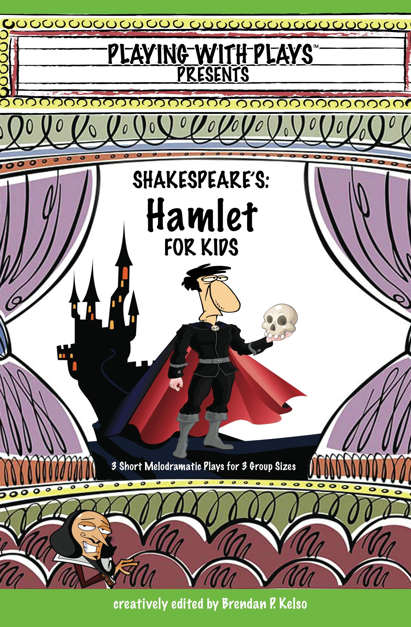 ghosts in shakespeares hamlet Shakespeare's hamlet theory of mentality emily lunger  fact that hamlet's  ghost was something that hamlet made up in his mind and was encouraging.