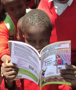 shakespeare in kenya